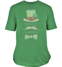 Men's St. Pattys Day Short Sleeve T-Shirt