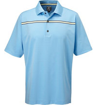Men's ProDry Athletic Fit Performance Lisle Short Sleeve Polo