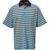 FOOTJOY Men's Pique Multi Stripe Short Sleeve Polo