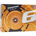Bridgestone Logo e6 Golf Balls