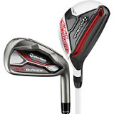 AeroBurner 3H, 4H, 5-PW Combo Iron Set with Steel Shafts