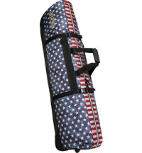 Stars & Stripes Straight Jacket Travel Cover