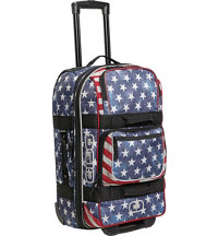 Stars & Stripes Layover Travel Bag