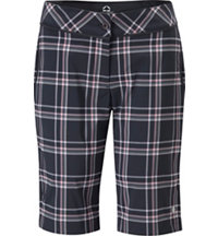 Women's Plaid Slim 20 1/2