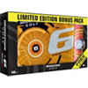 BRIDGESTONE Bridgestone e6 Bonus Pack with RX Sleeve