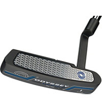 Works Blade Charcoal Putter