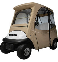 FadeSafe Golf Cart Cover - Short Roof