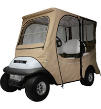FadeSafe Golf Cart Cover - Long Roof