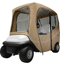 Deluxe Golf Cart Cover - Short Roof