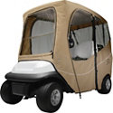 Classic Accessories Deluxe Golf Cart Cover - Short Roof