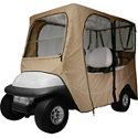 Classic Accessories Deluxe Golf Cart Cover - Long Roof