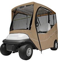 Travel Golf Cart Cover - Short Roof