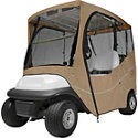 Classic Accessories Travel Golf Cart Cover - Short Roof