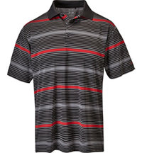 Men's Dry-18 Bold Stripe Short Sleeve Polo