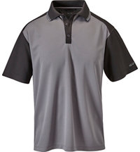 Men's Dry-18 Colorblock Short Sleeve Polo