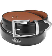 Men's Concho Harness Buckle Belt