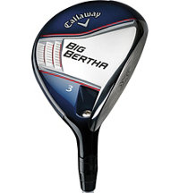 Blemished Big Bertha Fairway Wood