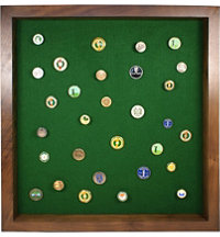 100-Count Ball Marker Display