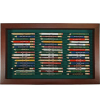 48-Count Golf Pencil Display Case