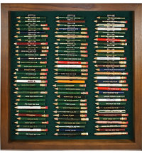 96-Count Golf Pencil Display Case