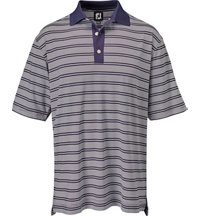 Men's Jupiter Stripe Set Short Sleeve Polo