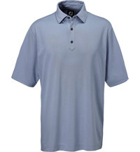 Men's Jupiter Pindot Short Sleeve Polo