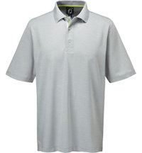 Men's Stretch Pique Short Sleeve Polo - Athletic Fit