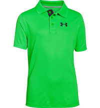 Boy's Matchplay Short Sleeve Polo