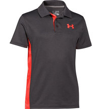 Boy's Matchplay Novelty Short Sleeve Polo