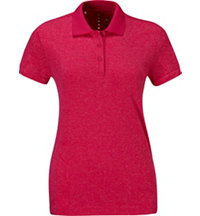 Women's Seamless Short Sleeve Polo