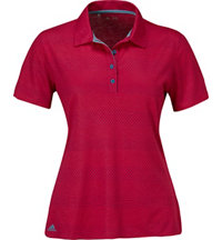 Women's Dot Short Sleeve Polo