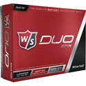 Wilson Staff Personalized DUO Spin Golf Balls