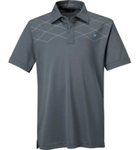 Boy's Pindrop Short Sleeve Polo