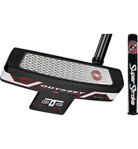 Works Big T Blade Putter with SuperStroke Grip