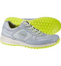 Men's Speed Hybrid Spikeless Golf Shoe - Titanium/Wild Dove