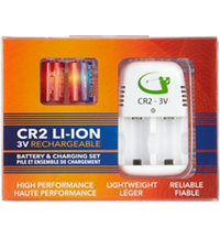 CR2 Batteries Bundle