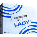 Bridgestone Bridgestone Lady Precept Golf Balls