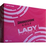 Lady Precept Pink Golf Balls