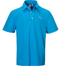 Boy's Tech Short Sleeve Polo