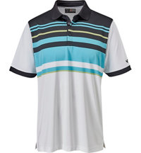Men's Engineered Roadmap Short Sleeve Polo