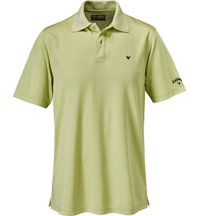 Men's Poly Short Sleeve Polo