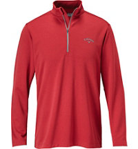 Men's Quarter-Zip Long Sleeve Thermal