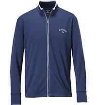 Men's Full-Zip Long Sleeve Thermal
