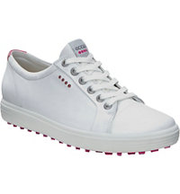 WOMEN'S CASUAL HYBRID SPIKELESS GOLF SHOES - WHITE 122013