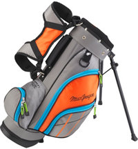 MacGregor Tourney Junior Boy's Stand Bag (Ages 4-6)