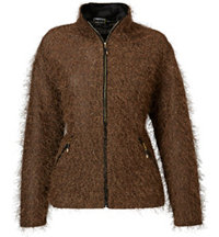 Women's Fuzzy Wuzzy Full-Zip Jacket