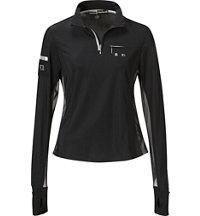 Women's Pocket Quarter-Zip Pullover