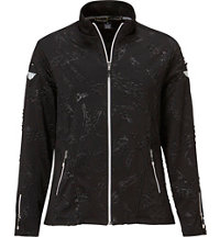 Women's Dino Textured Full-Zip Jacket