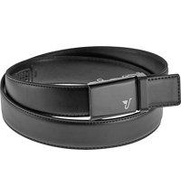 Men's Vader Belt - Black/White