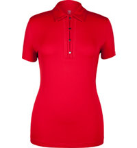 Women's Freya Short Sleeve Polo